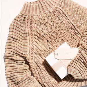 Free People Sweetheart Sweater XS